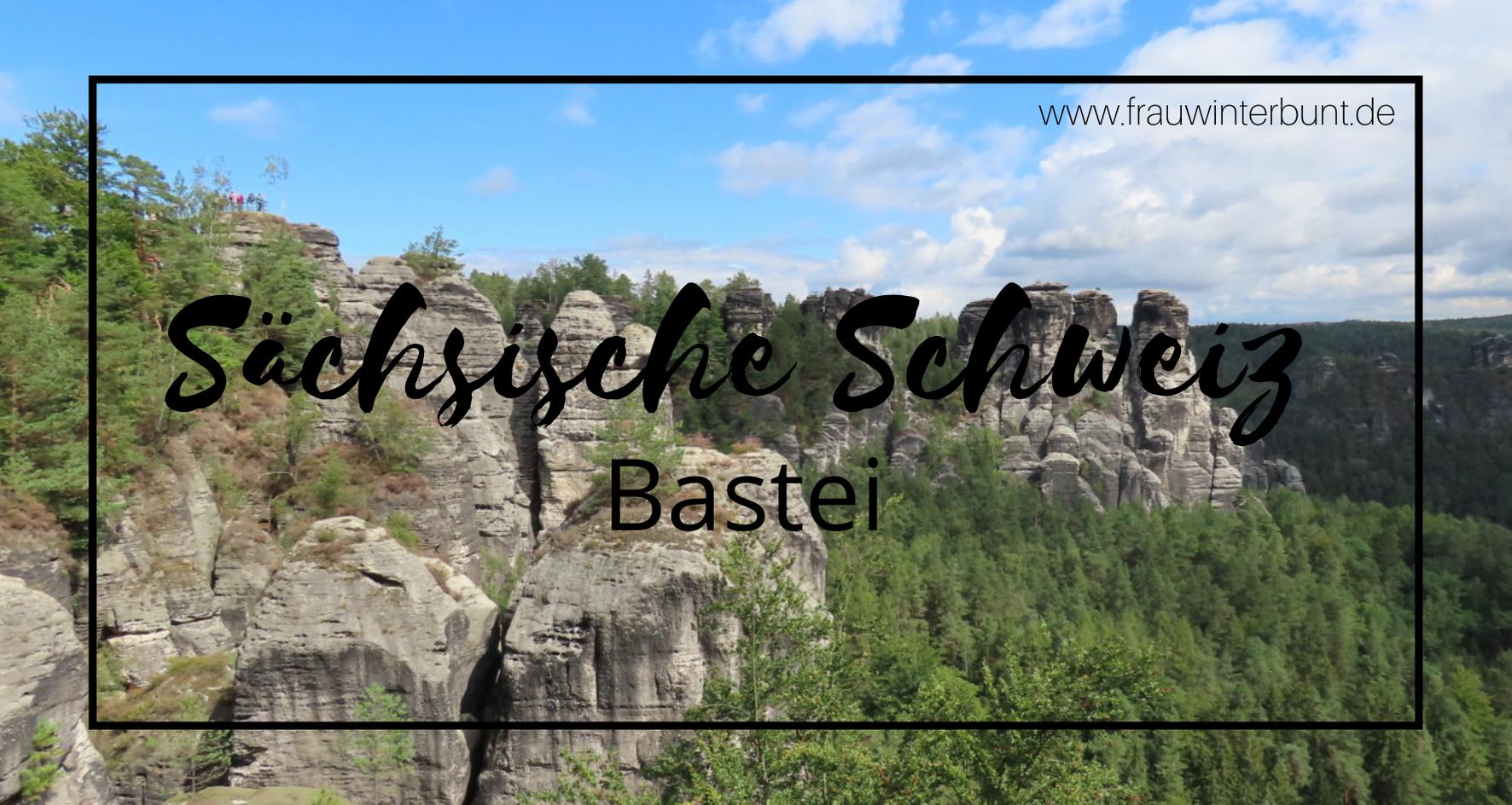 Wandern | Sächsische Schweiz: Bastei