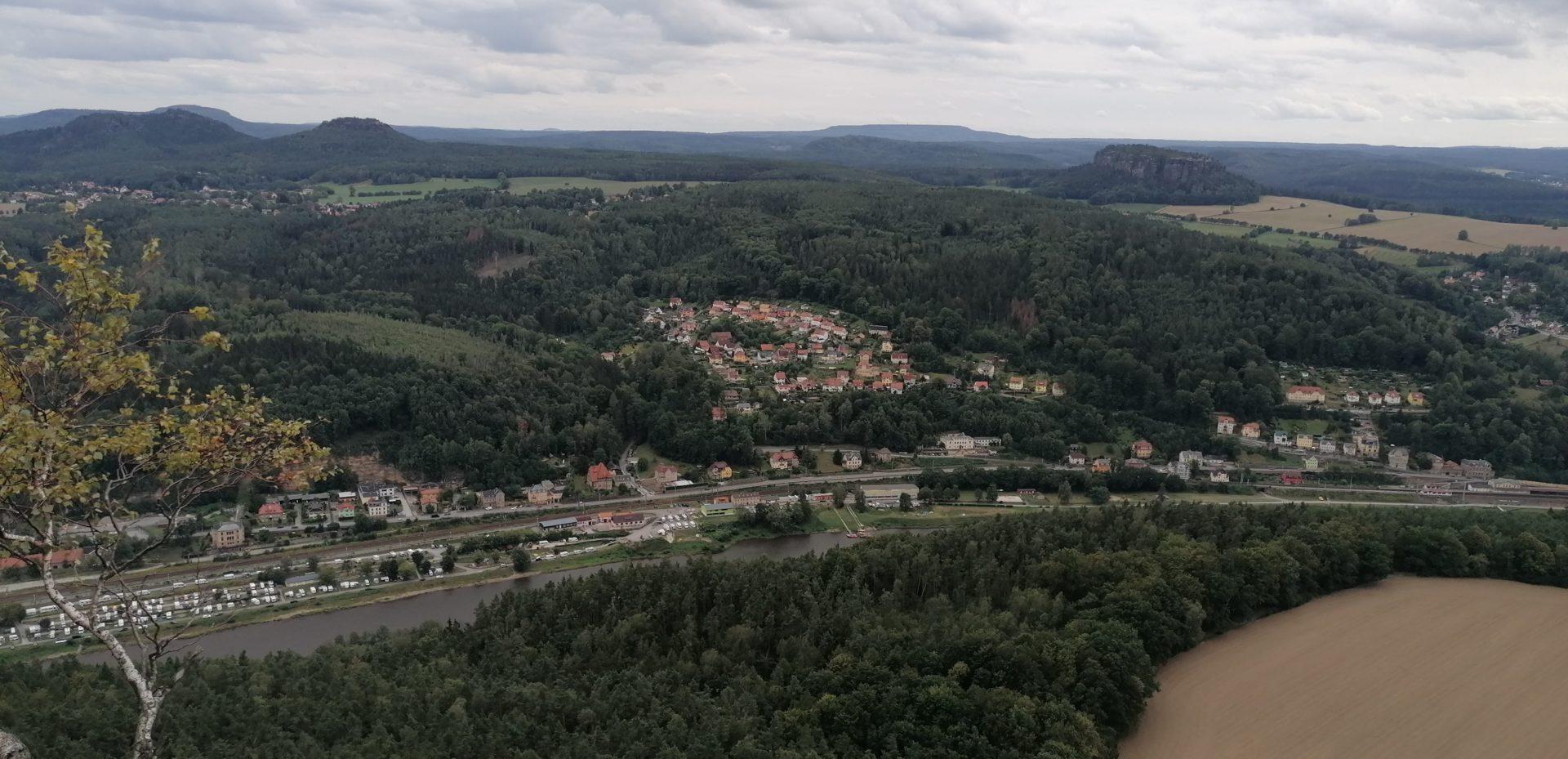 Sächsische Schweiz Lilienstein