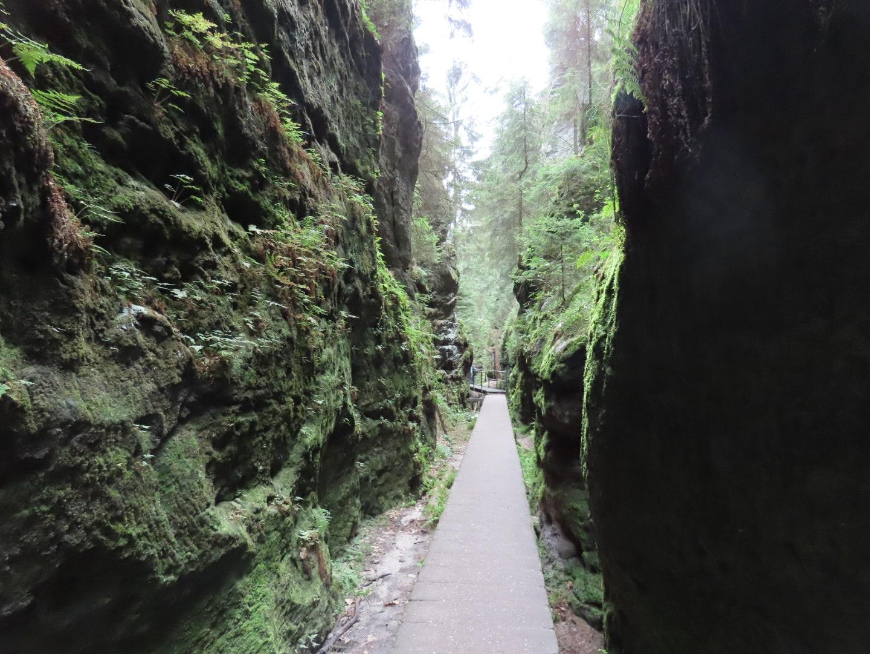 Sächsische Schweiz Schwedenlöcher