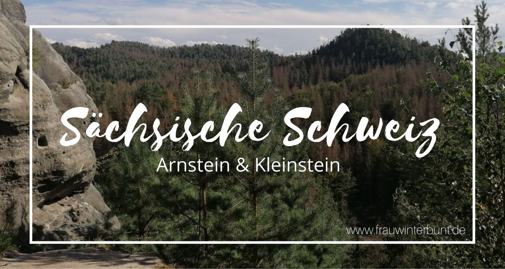 Wandertour | Sächsische Schweiz: Arnstein & Kleinstein
