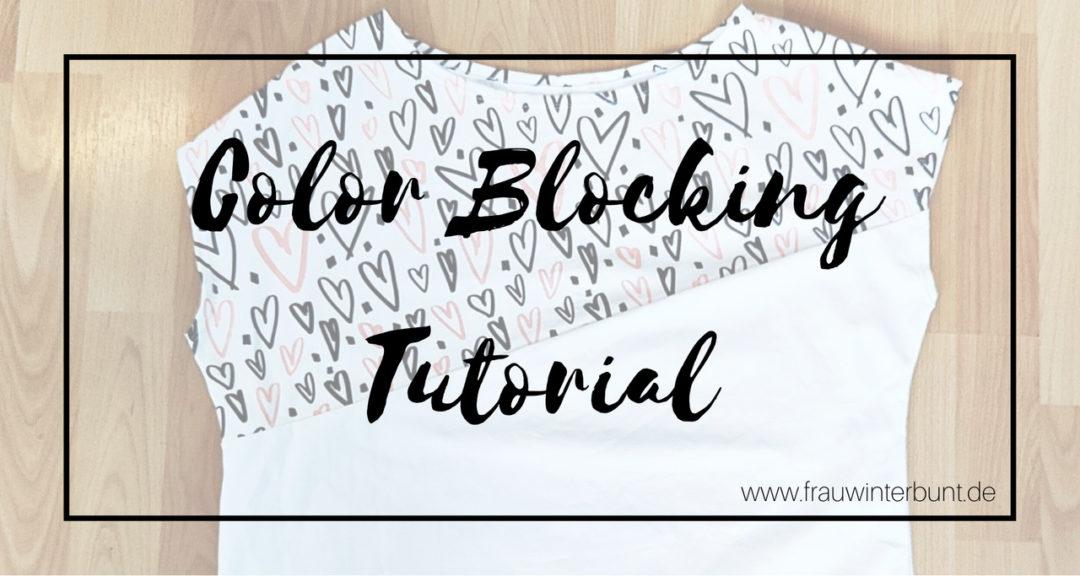Color Blocking Tutorial